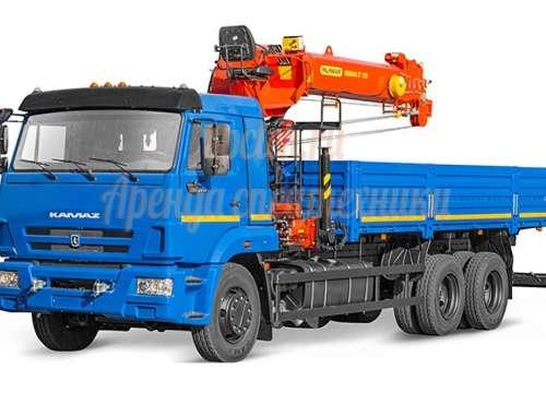 Манипулятор КАМАЗ-65117-62